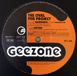 "Oval Five Project (The) - Gandharva (12"") (G/G)"